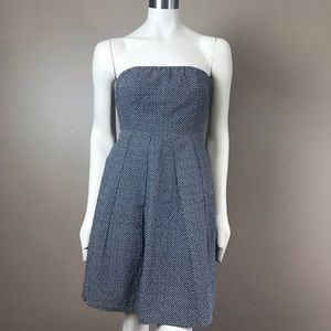 J.Crew• Staples Dot Dress• Size 2